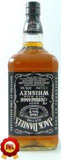 Jack Daniels Magnumflasche mit 1,5 Ltr. LITER ANSEHEN