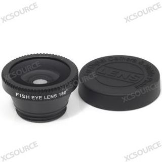 Fish Eye Lens + Back Cover Hard Case For Samsung Galaxy S3 SIII GT