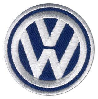 VW Volkswagen Aufnäher Aufkleber Emblem Patch Sticker
