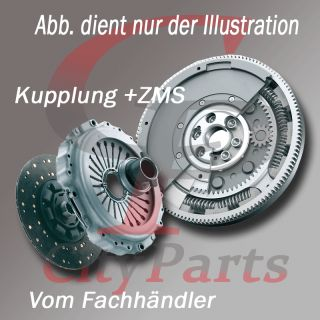 LUK KUPPLUNGSSATZ ZMS Schwungrad Seat LEON 1M1 1.9 TDI Syncro 110 150