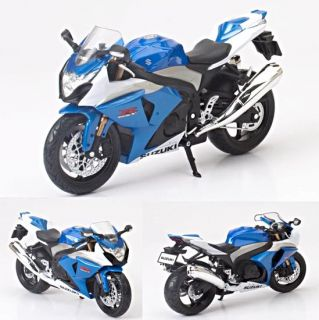 12 Suzuki GSXR1000 Racing Motor Bike Motorcycle Model 2 Color for