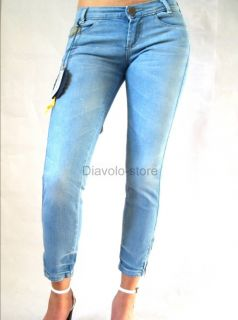 KILLAH STRETCH JEANS Twiddle skinny Miss Sixty hellblau NEU