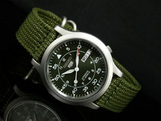 SEIKO 5 Sport SNK805K2 Military Uhr Automatic Herren gents watch