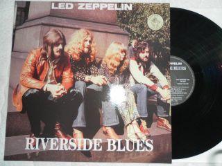 LED ZEPPELIN   RIVERSIDE BLUES