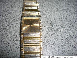 RAYMOND WEIL GENEVE*DAMEN ODER HERRENUHR*18K GOLD PLATED*MIT BOX UND