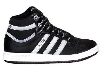 Adidas Top ten Hi V22543 High Top Damen Sneaker Schwarz Gr 36,37,38 UK