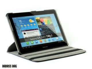 BADASS BAG Samsung Galaxy Tab 2 10.1 P5100 360 Cover Case Tasche