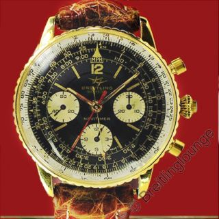 BREITLING Uhr Navitimer 806 Rattrapante   split second