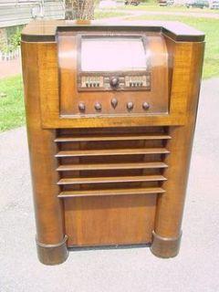 RCA Victor 813K Console Radio