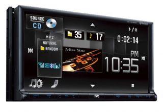 JVC KW AVX830 Doppel Din Monitor mit DVD KW AVX 830