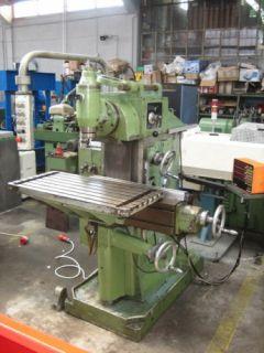 Werkzeugfräsmaschine Sinn MS IV D