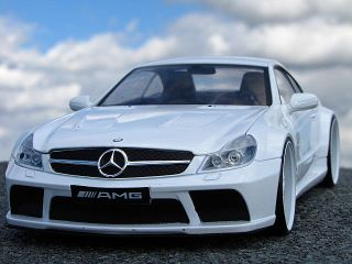 MERCEDES BENZ SL 65 AMG BLACK SERIES 118 TUNING