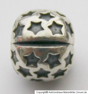 Original PANDORA Bead Stopper Clip Element 790851 Silber S 925 ALE
