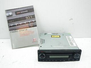 SEAT Ibiza IV 4 6L CD Radio Radio Alana 6L0035156