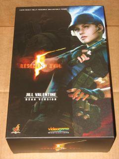 Resident evil Jill Valentine BSAA Version Hot Toys Neu