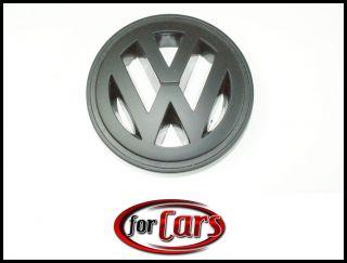VW Tiguan Frontlogo VW Emblem Logo Matt Black VW Logo ohne Radarsensor