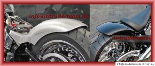 Heckfender Rear fender STEEL 18 200er Reifen Harley Davidson Softail