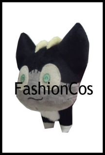 Cosplay Ao No Exorcist Kuro Blacky Plush doll 16cm high