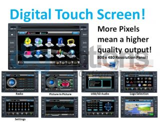 DIG Options GPS Mazda Ford Car Player Navigation BT 50 Ranger DVD iPod