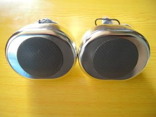 Motorcycle Audio System FM Radio&MP3 Stereo Speakers