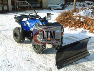 Schneeschaufel Schneeschild Quad ATV Kit universell Seitenschieber