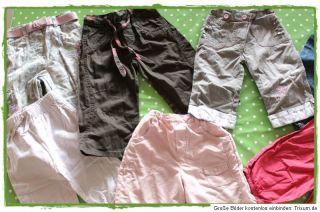 77 Teile~süße Markenkleidung Mädchen Gr.74 80 NEXT Leggins Kleid