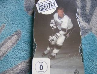 WAYNE GRETZKY ABOVE AND BEYOND VHS VIDEO