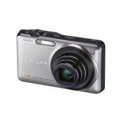 Casio Exilim EX ZR10 Digitalkamera 12 Megapixel silber