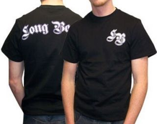 Long Beach T Shirt Classic * Oldschool, Streetwear, West Coast Hip