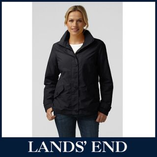 LANDS END Damen Dory Jacke oder Windbreaker Jacke in verschiedenen