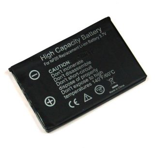Ersatz Akku NP 20 Li Ion für Casio Exilim EX S600D / EX S770 / EX