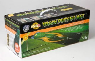 BEST TRACK Puttingmatte   Track Putting Mat *NEU/OVP*