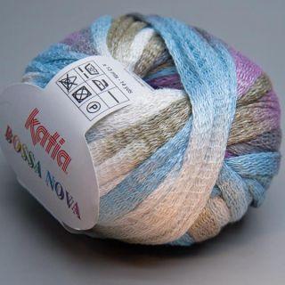 Katia Bossa Nova 072 pasteles 50g Wolle