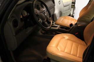 Jeep Cherokee Limited ( DaimlerChrysler) AHK Klima Allrad LPG