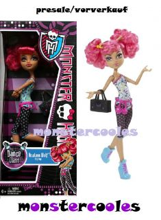 NEU Vorverkauf / Presale Monster High Howleen Wolf Dance Class Hip Hop
