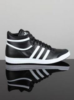 Adidas Top Ten Hi Sleek  Sneaker   black/ white/ black