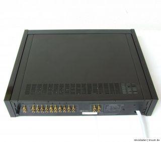 Onkyo Integra P 3390 * Hochwertige Vorstufe mit Phono MM / MC * 2 x