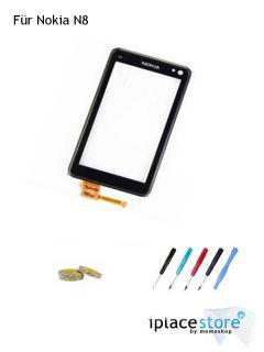 Nokia N8 N8 00 Touchscreen Display Glas Touch Panel NEU
