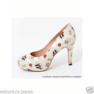 Hello Kitty x Honey Salon Pumps High Heel Shoes Japan Mothers Day Gift