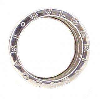 Bulgari, Ring, B.Zero1, White Gold, #8301