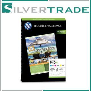 HP 940XL Brochure Value Pack CG898AE Officeje Pro 8000 884420689768