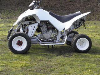 Dinli 901 450cc Reifen Kit mit Teilegutachten 3P Tiefer Breiter Tüv