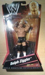 WWE Mattel Dolph Ziggler Figur Serie 4 NEU & OVP