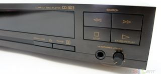 Grundig Fine Arts CD PLayer CD 903