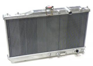 HONDA CIVIC CR X CRX 88 91 ALUMINIUM HIGH FLOW RACE RADIATOR RAD