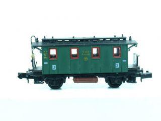 Arnold Personenwagen 3.Kl. 0303 Kassel der DR (T910)
