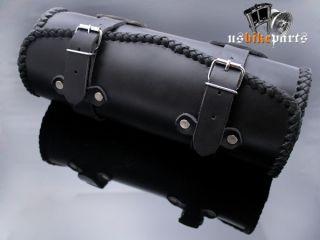 Werkzeugrolle Toolrolle Leder exklusiv Chopper Harley Davidson top