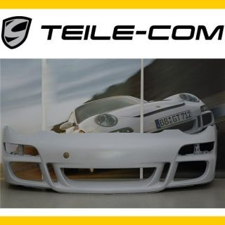 30 NEU ORIG Porsche 911 997 Aerokit CUP GT3 Look Stossstange vorne