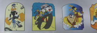 rasch Tapete DANDINO Kinder Borte Tapete 906 5 Looney T