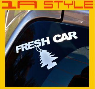 Fresh Car Duftbaum Sticker The Shocker Domokun JDM DUB VAG Style LOW